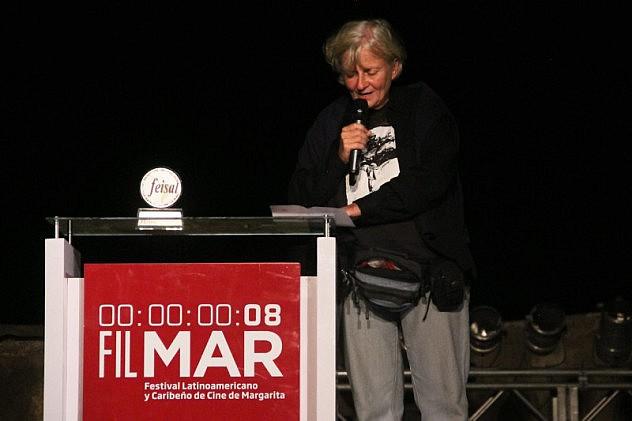 Festival de Cine Margarita 2015. Foto: Milangela Galea