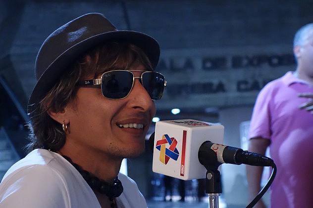 Agrupación Karamba (Cuba) Foto: Randolph Borges