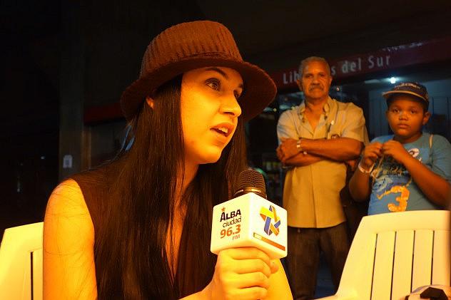 Mariely Valero. Foto: Randolph Borges