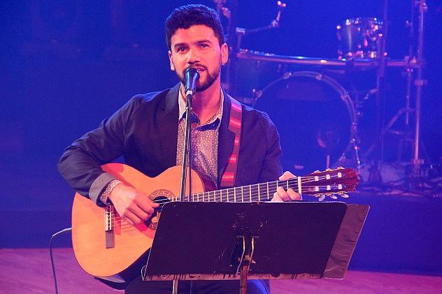 José Alejandro Delgado. Foto: Milangela Galea