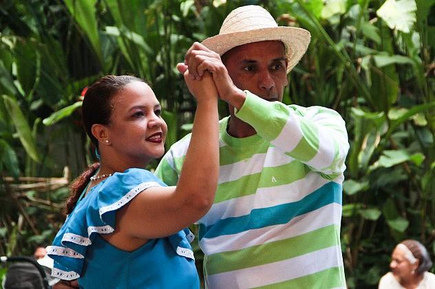 Cuerpo de Baile Daisy Gutiérrez - Música Venezolana. Foto: Milangela Galea