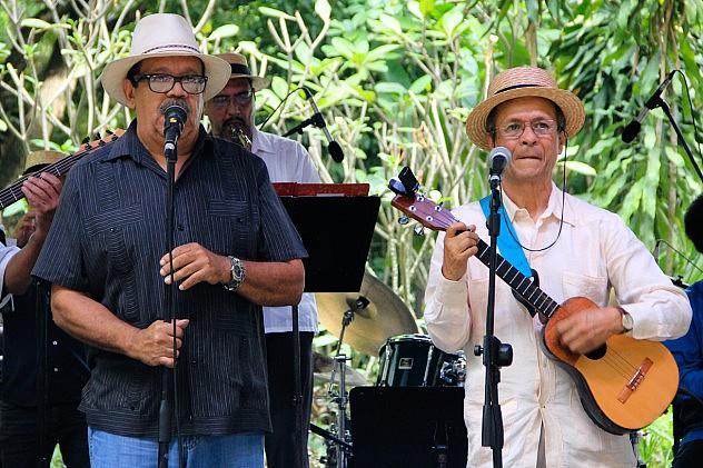 Rucaneo del Mabil - Música Venezolana Foto Milangela Galea.