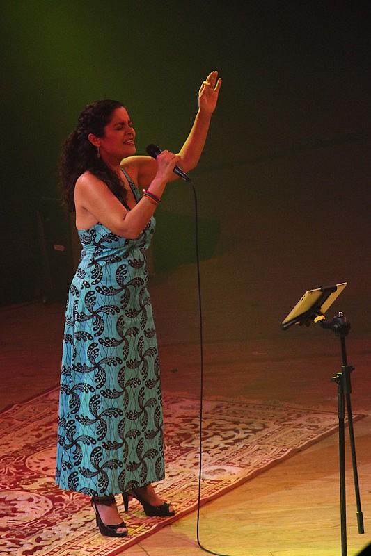 Fabiola José. Foto: Milangela Galea