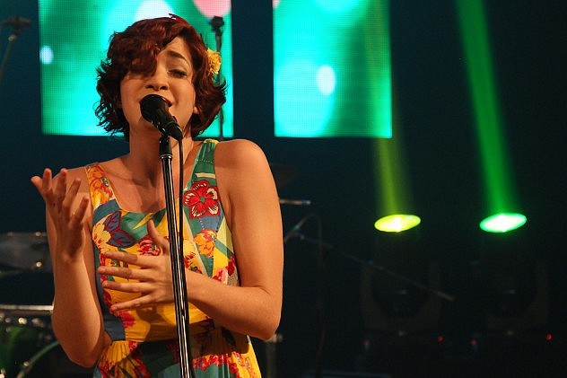 Laura Guevara. Foto: Milangela Galea