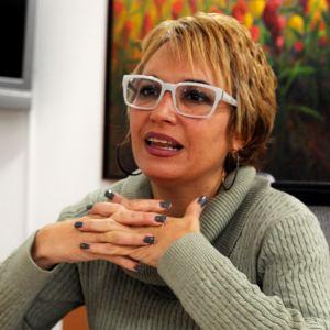 Morella Jurado,directora general de Iartes