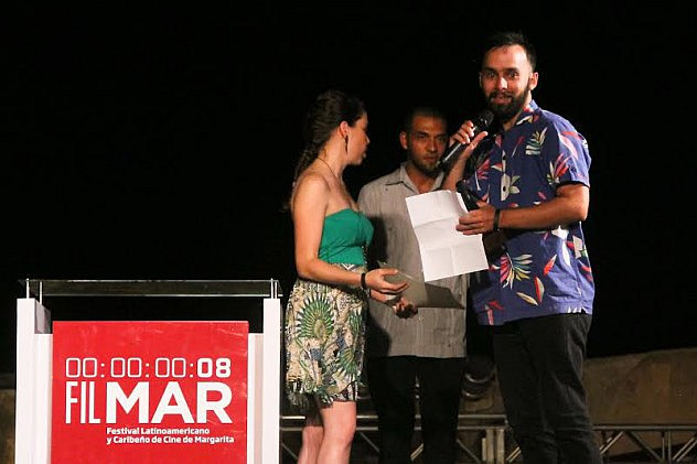 Cierre Festival de Cine Margarita 2015. Foto: Milangela Galea