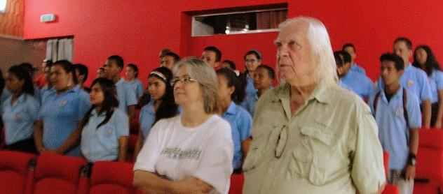 F1- Este jueves dio inicio en la Cinemateca de San Felipe el VI Festival