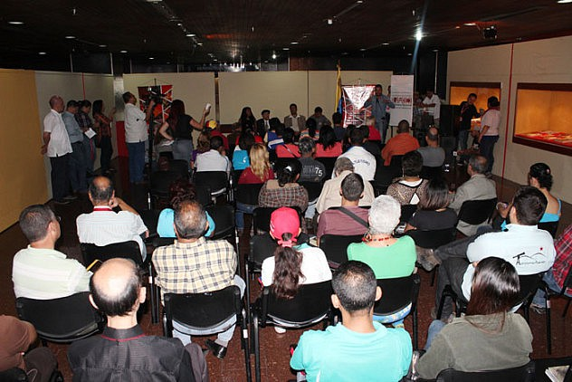 Inauguracion del Centro de Documentacion Ramon Tovar10