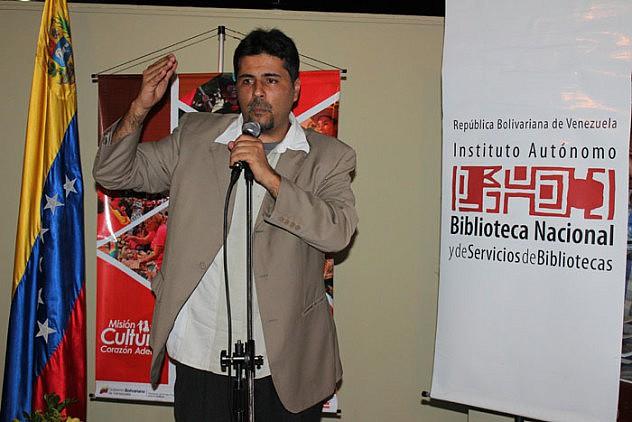 Inauguracion del Centro de Documentacion Ramon Tovar13