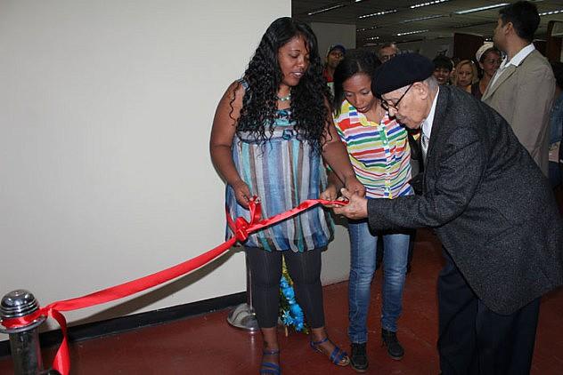 Inauguracion del Centro de Documentacion Ramon Tovar19