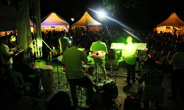 Orquesta Los Sopranos. Foto: Milangela Galea.