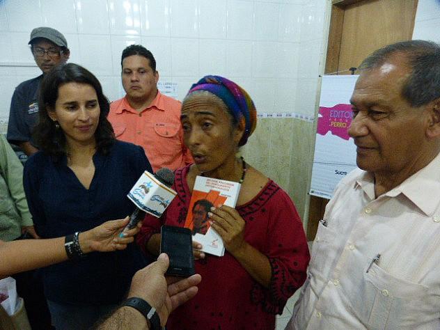 10 Omaira Gutierrez Directora del Gabinete Sucre