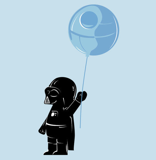 baby-vader-with-death-star-balloon