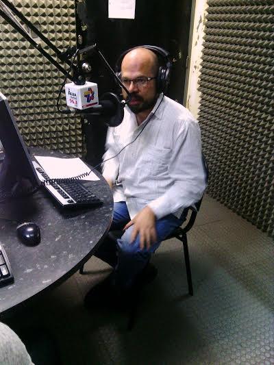 Franklin Perozo. Foto: Yehinmis Martínez