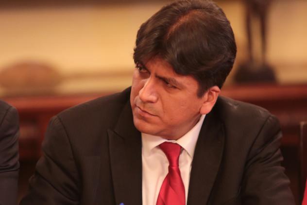 Rodolfo Medina (Foto: Prensa Presidencial)