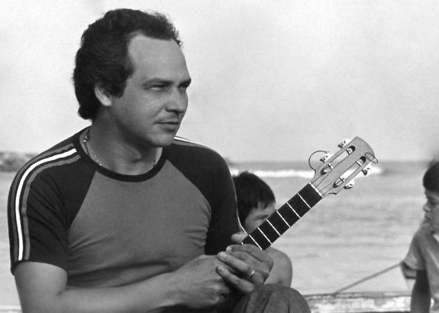 Hernán Gamboa, músico, compositor y destacado cuatrista venezolano.