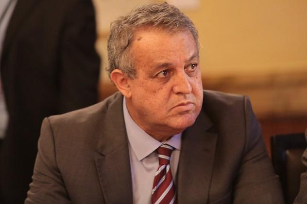 Eulogio Del Pino (Foto por @PresidencialVen)