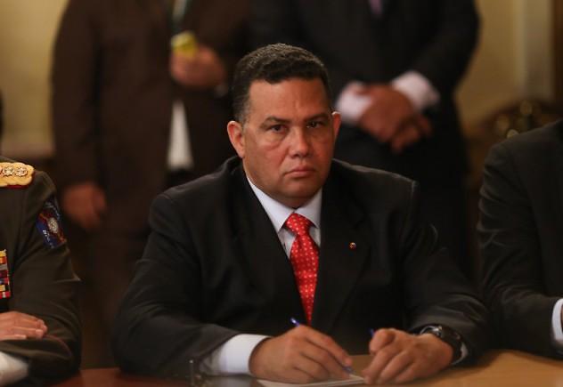 Gustavo González López es ratificado. Foto: @PresidencialVen