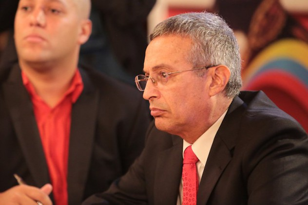 Luis Motta Domínguez (Foto: Prensa Presidencial)