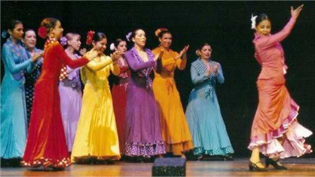 Foto: Cortesía Ballet Flamenco de Caracas