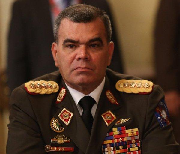 Vladimir Padrino López (Foto por @PresidencialVen)