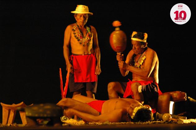 1 Encuentro de los pueblos del Amazonas_Javier Gracia)