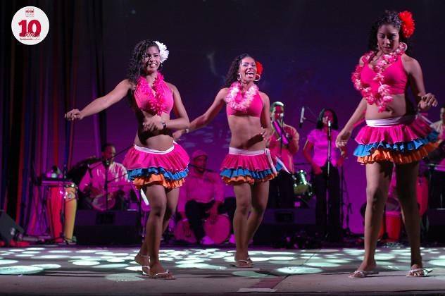 3 Fest. Internacional sabor y ritmo del Caribe