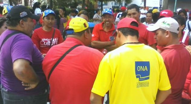 F1- Misión Cultura Yaracuy estuvo presente en el acto de apo