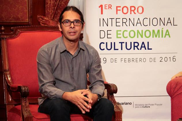Ministro Freddy Ñáñez. Foto: Milangela Galea