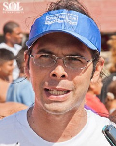 Ministro Freddy Ñáñez. Foto: Daniel Ramírez