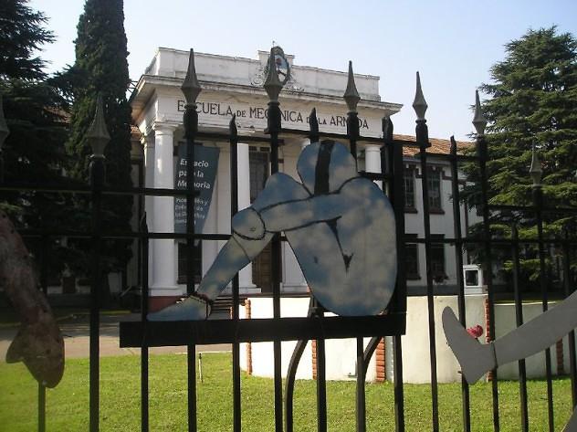 ESMA. Foto: Roblespepe/Wikimedia