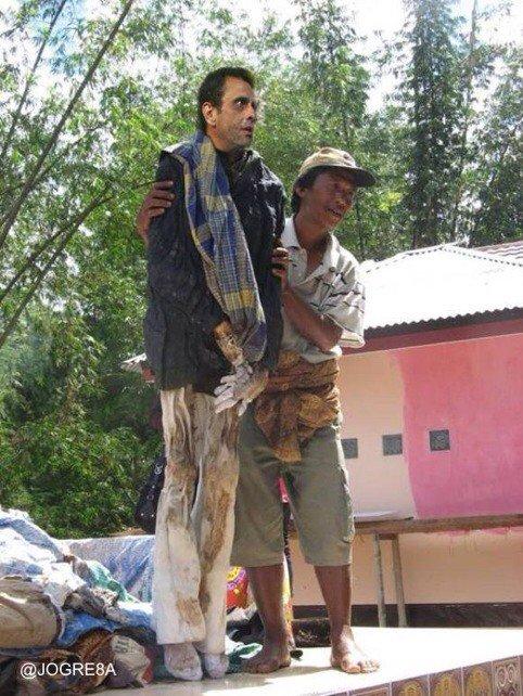 Henrique Capriles, el Judas en Miranda. Foto: @Jogre8a