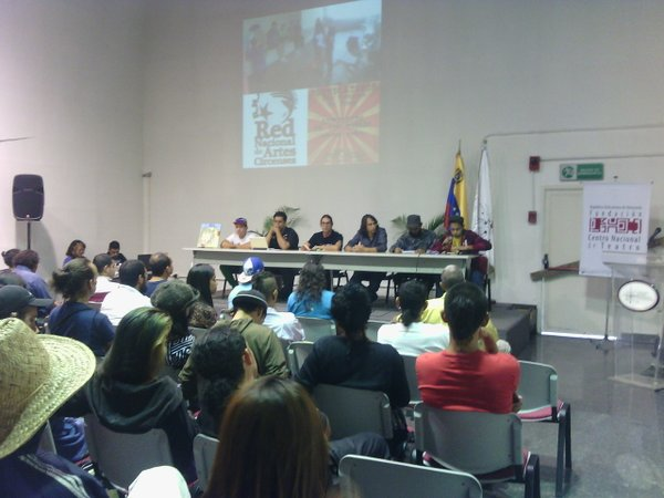 Congreso de Artes Circenses 1