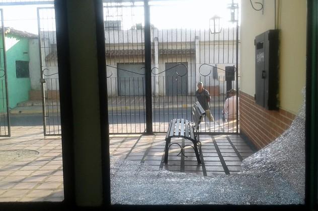 """F1- Nuevamente la sede de la Casa de la Cultura """"Juan Miguel Roo."""