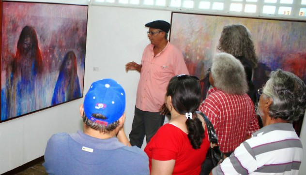 F1-_El_artista_plástico_Amílcar_Alejo_expondrá_su_obra_en_el_museo