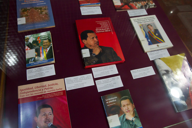 Inauguración-exposición-Chávez-en-el-arte-popular.-Biblioteca-Nacional-4-03-2016-Fotos-Freisy-González-2