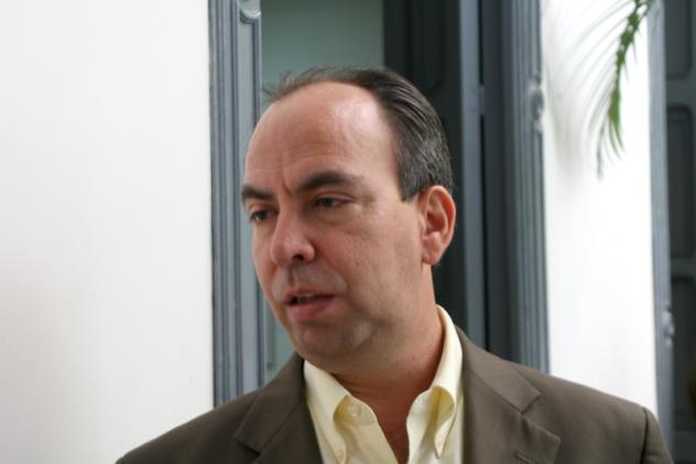 Embajador Rogelio Polanco