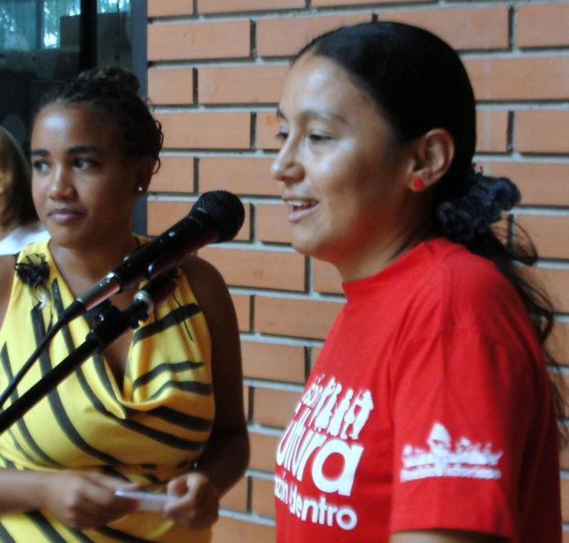 F3- La directora operativa de Misión Cultura, Corazón Adentro Yaracuy