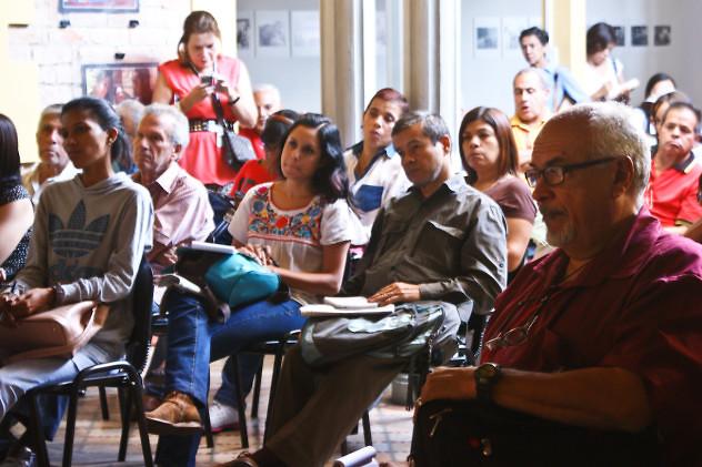 Red de Intelectuales ()Foto: Milangela Galea.