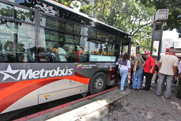 Transporte-Caracas