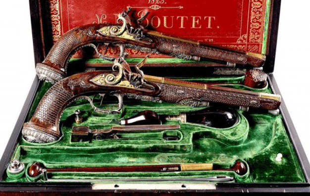 pistola-de-Simon-Bolivar