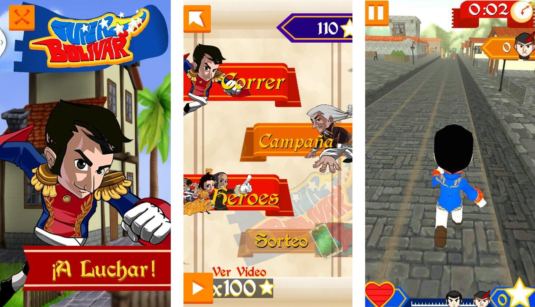 Resultado de imagen para app super bolivar