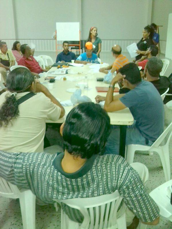 Foro Economía Cultural ,Capitulo Cine en Aragua