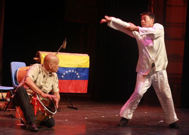 Manuel Moreno en China 3