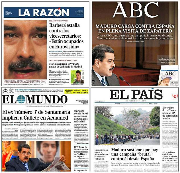 as_reaccion_la_prensa_espaola_ante_declaraciones_del_presidente_maduro