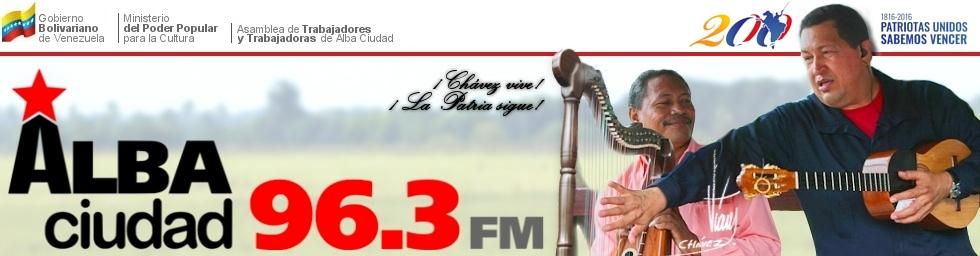 Alba Ciudad 96.3 FM