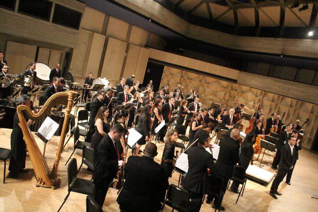 1. Orquesta Filarmónica Nacional