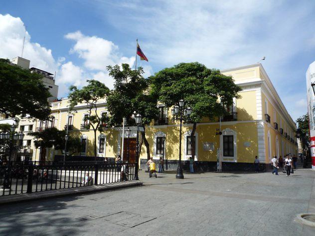 La-Casa-Amarilla-de-Caracas