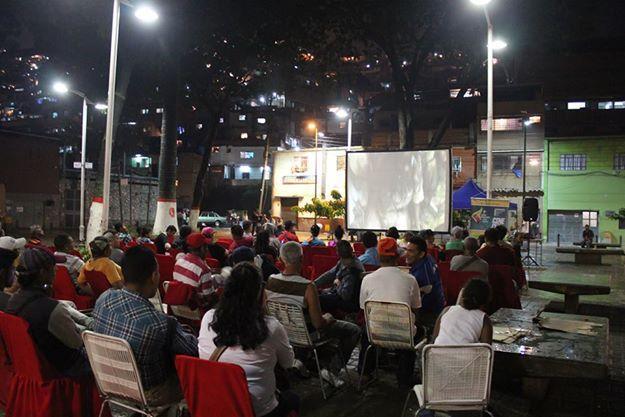 VENEZUELA--Red-de-Cineclubes-de-Caracas-proyectar-aacute--este-a-ntilde-o-53-trabajos-de-producci-oacute-n-nacional
