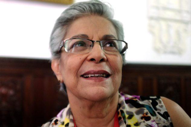 Iraida Vargas (Archivo/ Foto: Gustavo Lagarde)